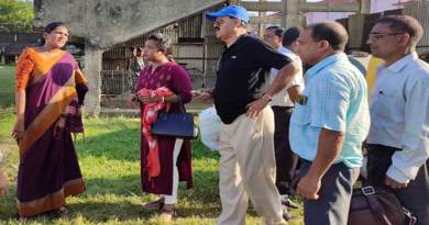 Assam: DC Hailakandi pitches for improved sports infrastructure