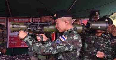 Meghalaya: Indo-Thailand joint military exercise MAITREE-2019 begins