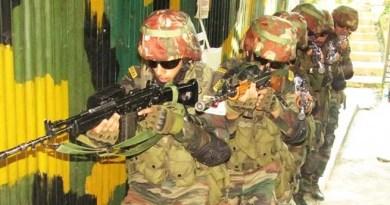 Mizoram: Dharma Guardian- 2019 between Indian and Japanese Army culminated