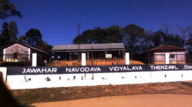 Mizoram: 34 Chakma students flee Thenzawl JNV