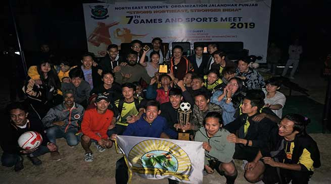 NESOJ organised 7th Edition of its Annual Games and Sports Meet