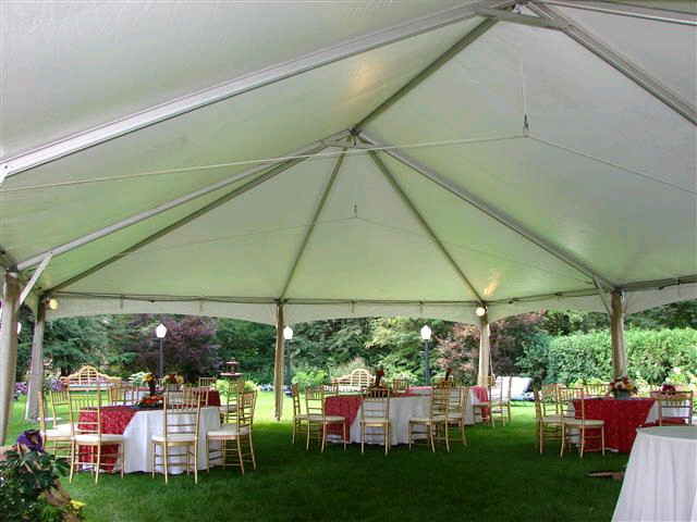 best canopy chair white resin wicker chairs frame tent 30x45 rentals plymouth ma, where to rent in boston, south shore ...