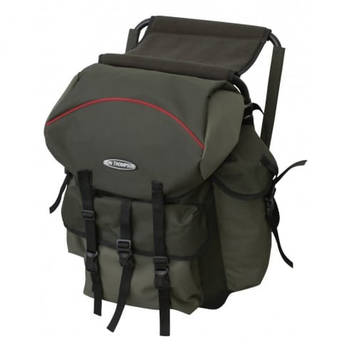 fishing chair uk desk velvet ron thompson rucksack backpack north east tackle folding