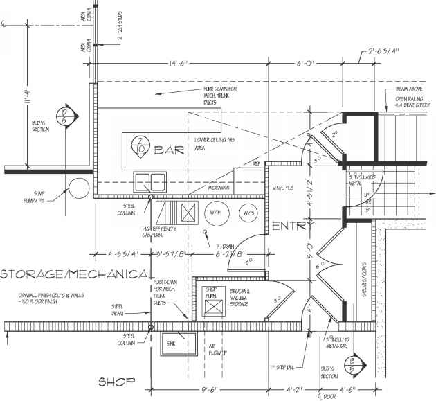 Electrical Drawing Conventions