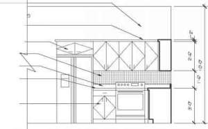 Drafting Standards for Interior Elevations  Construction Drawings