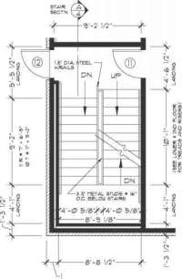 Stairs and Ramps - Construction Drawings - Northern ...