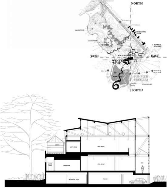Philip Merrill Chesapeake Bay Foundation Floor Plan
