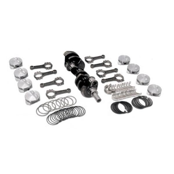 Chevy 350 Claimer Rotating Assembly Kit With Clevite 77