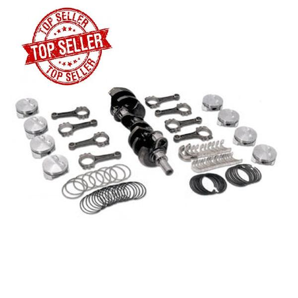 Chevy 383 Stroker Rotating Assembly W/Bearings For 2 PC