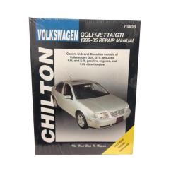 Domestic Wiring Diagrams Lighting 3 Way Diagram Multiple Lights Chilton's 1999-2005 Volkswagen Golf Jetta Total Car Care Repair Manuals | Northern Auto Parts