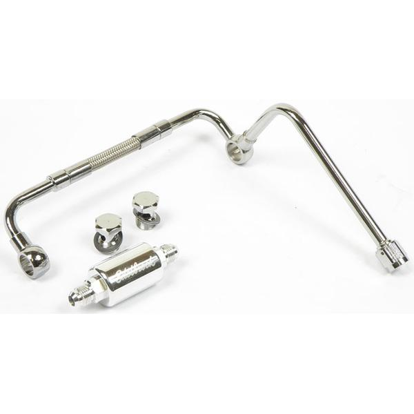 Dual Feed Fuel Line for Thunder Series Carburetors by