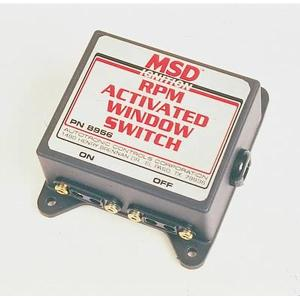 MSD RPM Activated Window Switch | Northern Auto Parts