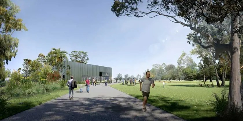 Warriewood Community Centre design