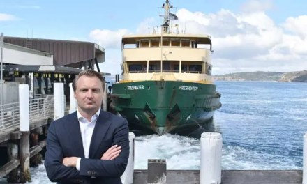 Fight for Freshwater ferries
