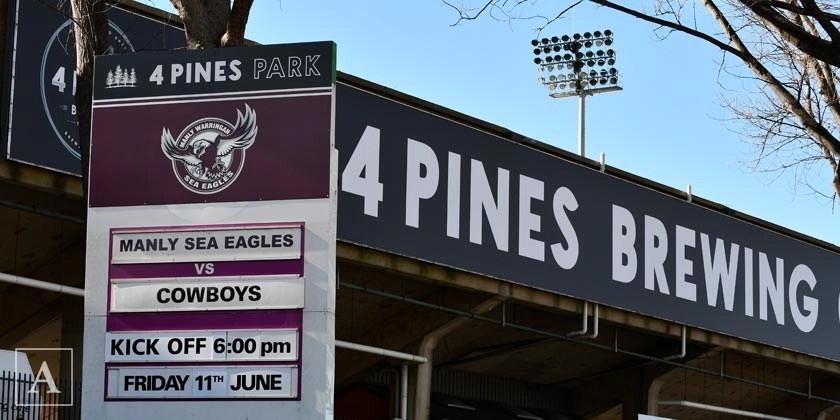 4 Pines take Brookie