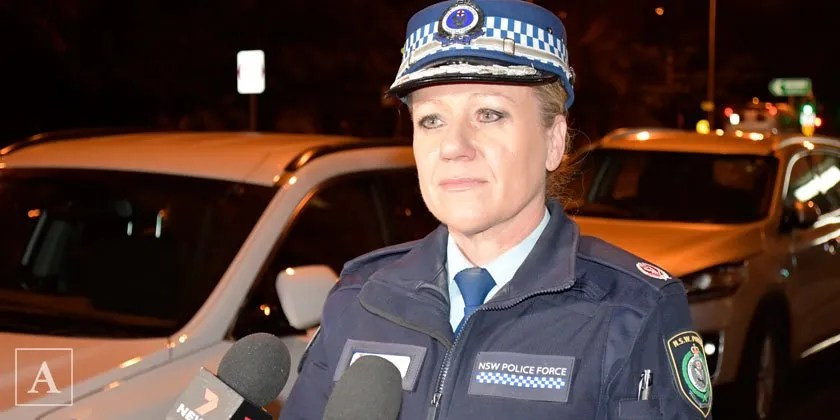 Assistant Commissioner Leanne McCusker