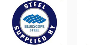 SteelSuppliedBy-BluescopeSteel