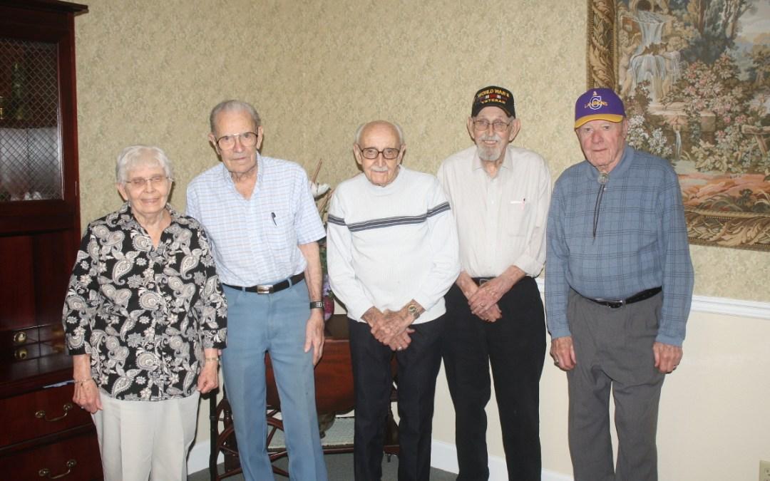 FCHS Class of '43 Goes to War