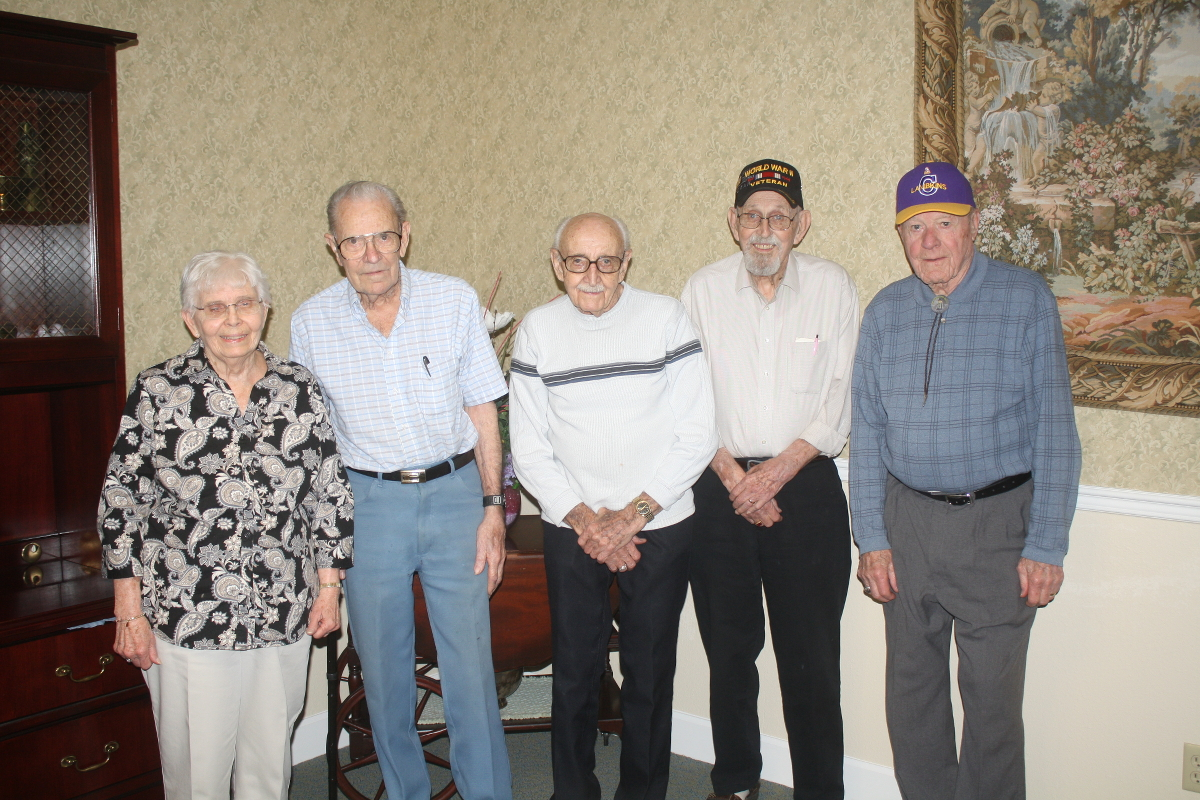 FCHS Class of '43 Goes to War