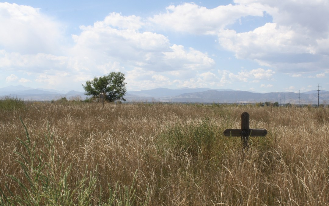 2014 Cemetery Stroll / Forgotten Fort Collins Style – The Timnath Cemetery