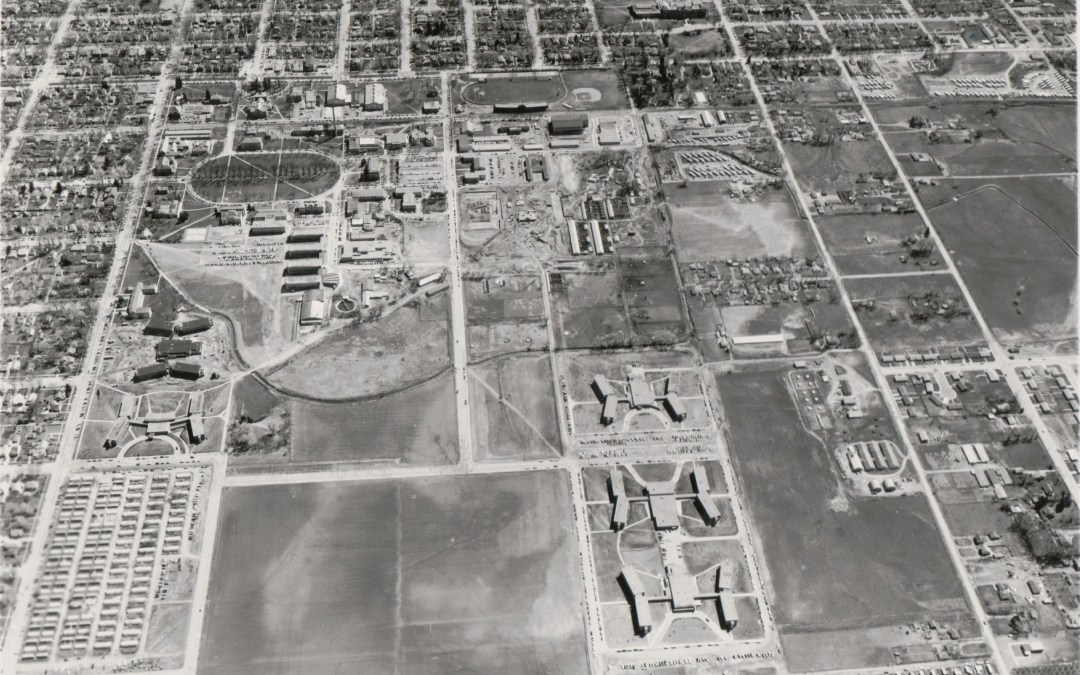 Then and Now: CSU in the late 50s and 60s.