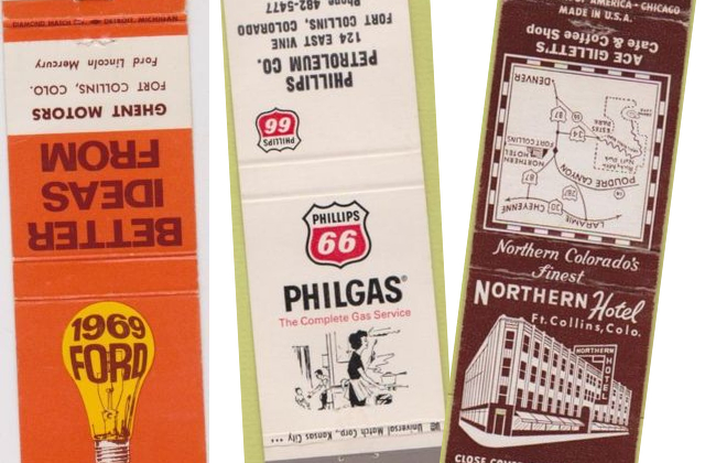Matchbooks: adding a spark to your gas station visit