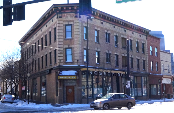 The Five Points Neighborhood in Denver