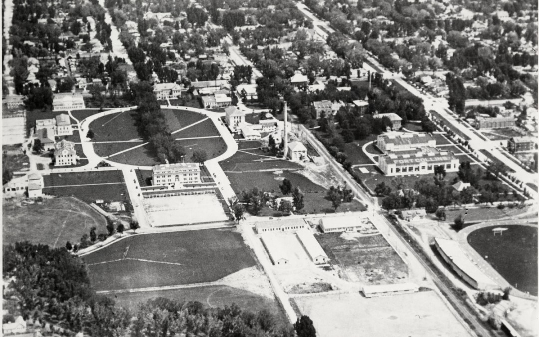 Then & Now: the Oval in 1935