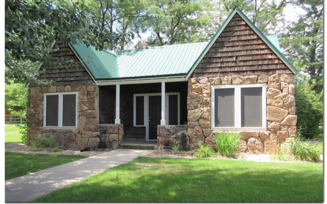The Paul Maxwell Rock House
