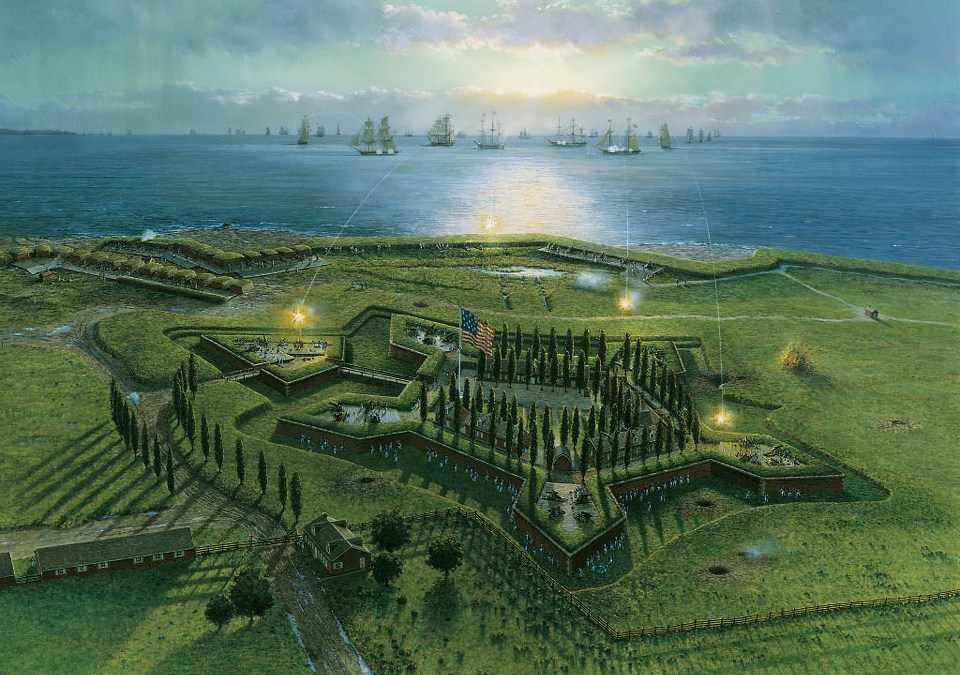 Fort McHenry – Birthplace of the National Anthem