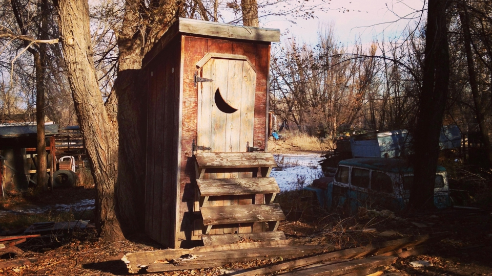 A Study in Archives and Outhouses