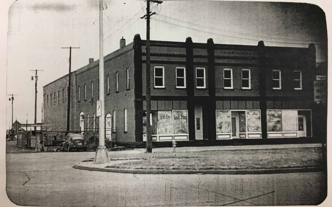 The Akin Building – 132 Laporte Ave.
