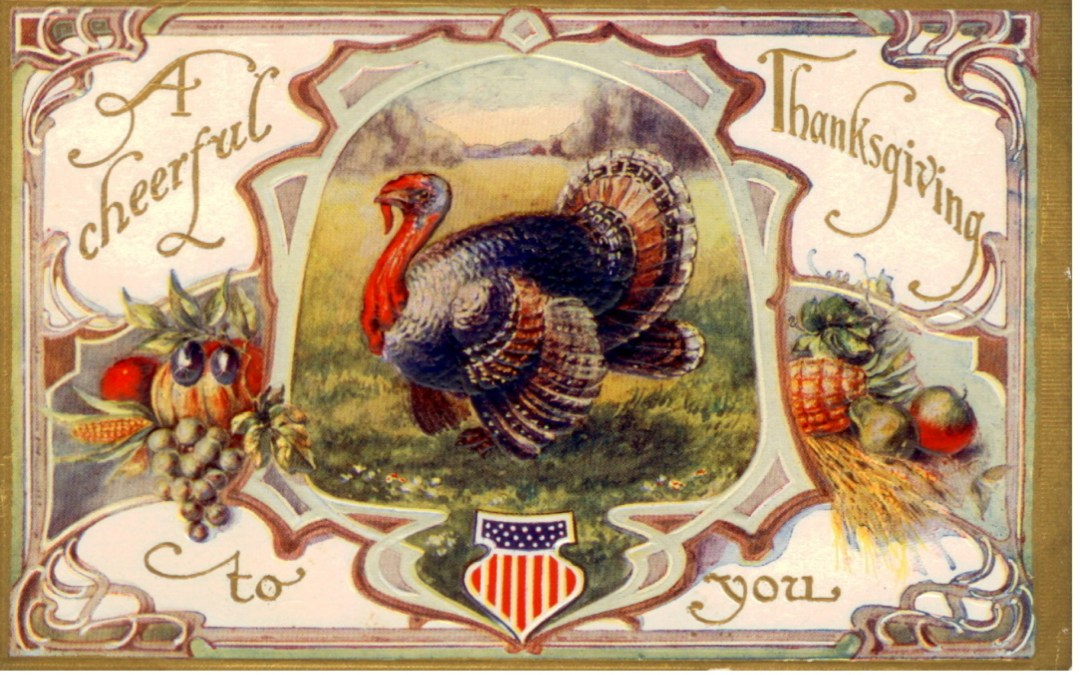 Thanksgiving Thoughts From the Past