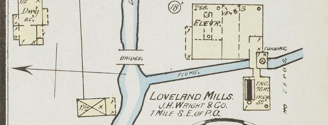 Loveland Mills – a Timeline