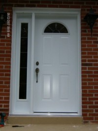 Novatech Newmarket Barrie | Steel Entry Doors | Northern ...