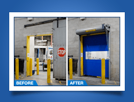 New Fire Doors Improve Safety and Reliability