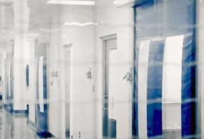Custom Pharmaceutical Doors