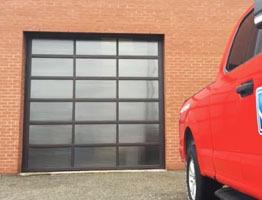 High Speed SafeDrive Springless Door Install Time-Lapse