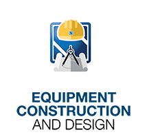 Equipment construction and design