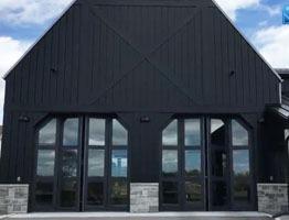 Fire Station Four-Fold Doors At Oshawa #6