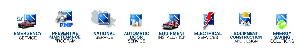 NDS Services including construction, national service, emergency service, preventative maintenance, equipment installation, electrical services and energy saving solutions