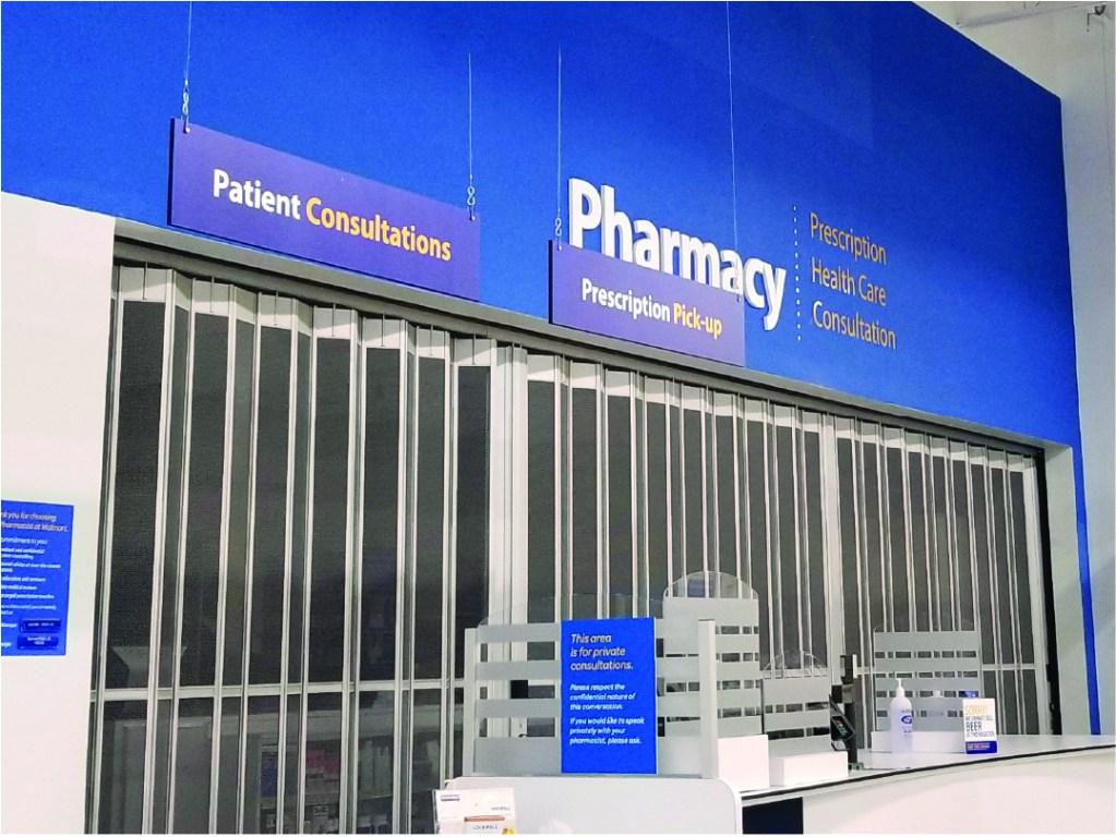 Walmart Supercentre Pharmacy – Sliding Door System