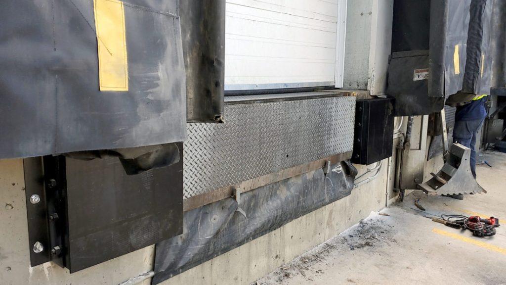 Pepsi – Steel Face Dock Bumpers
