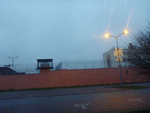Areszt Śledczy - Prison