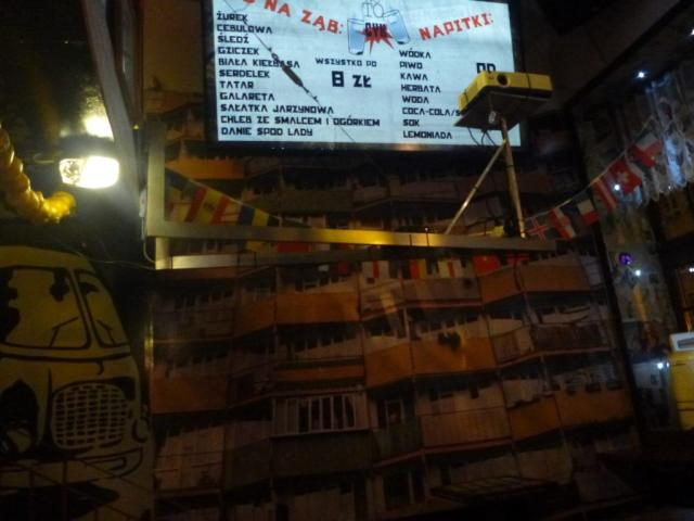 Piątkowe Picie: The First Six Socialist Communist PRL Themed Bars I Drank in in Poland