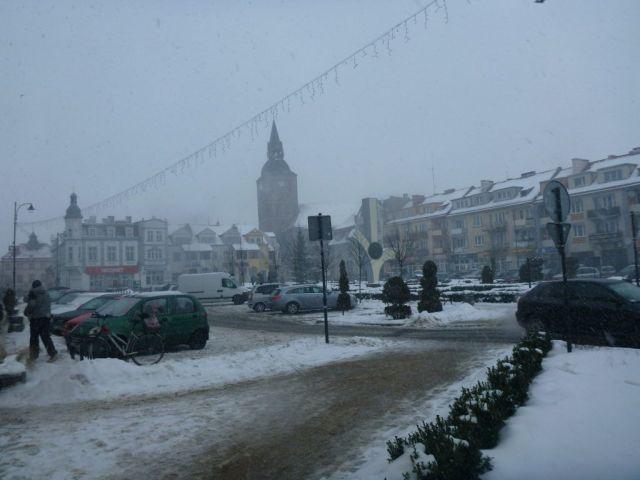 Plac Wolnosci (Rynek - Main Town Square)