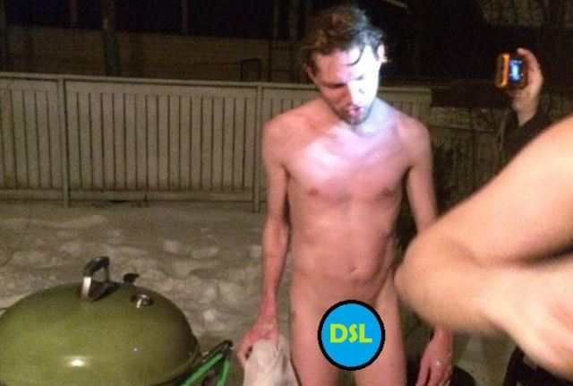 """I met a whackpacker who got his willy out at a sauna and snow diving party in Jarvenpaa in Finland""."