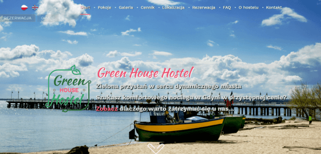 Hostel Review: My Glorious Return to Gdynia and My Charming Stay in the Green House Hostel