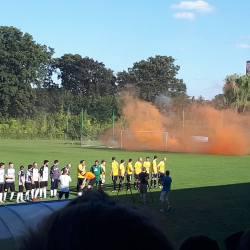 Śmieszne Historie o Piłce Nożnej w Polsce: My Polish Cup Debut, Watching Kartofliska Warszawa v Bar Ulubiona ETV in Marymont, Warszawa