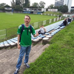 Śmieszne Historie o Piłce Nożnej w Polsce: Watching SKS Polonia Gdańsk 2-1 Orlęta Reda by Gdańsk Shipyard